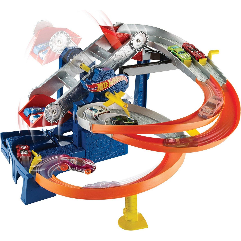 транспортер hot wheels fdf28