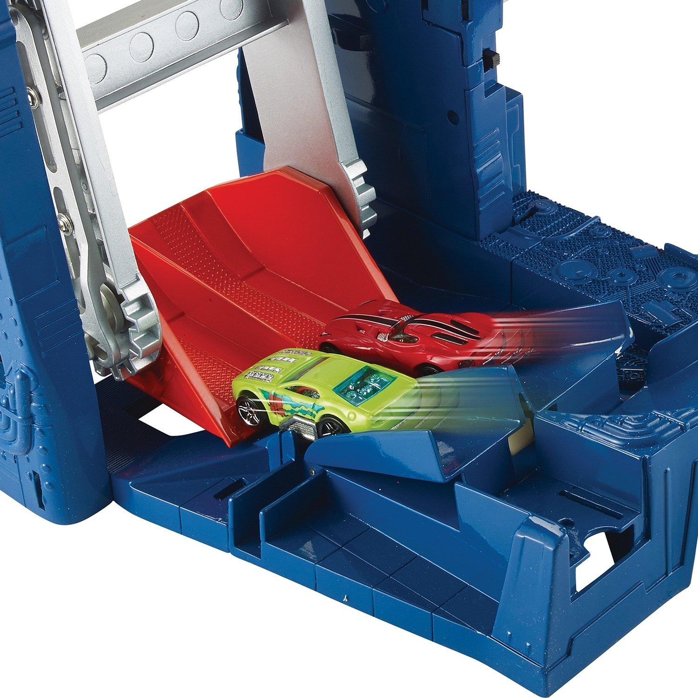 Транспортер hot wheels fdf28 как включить конвейер и открыть проход