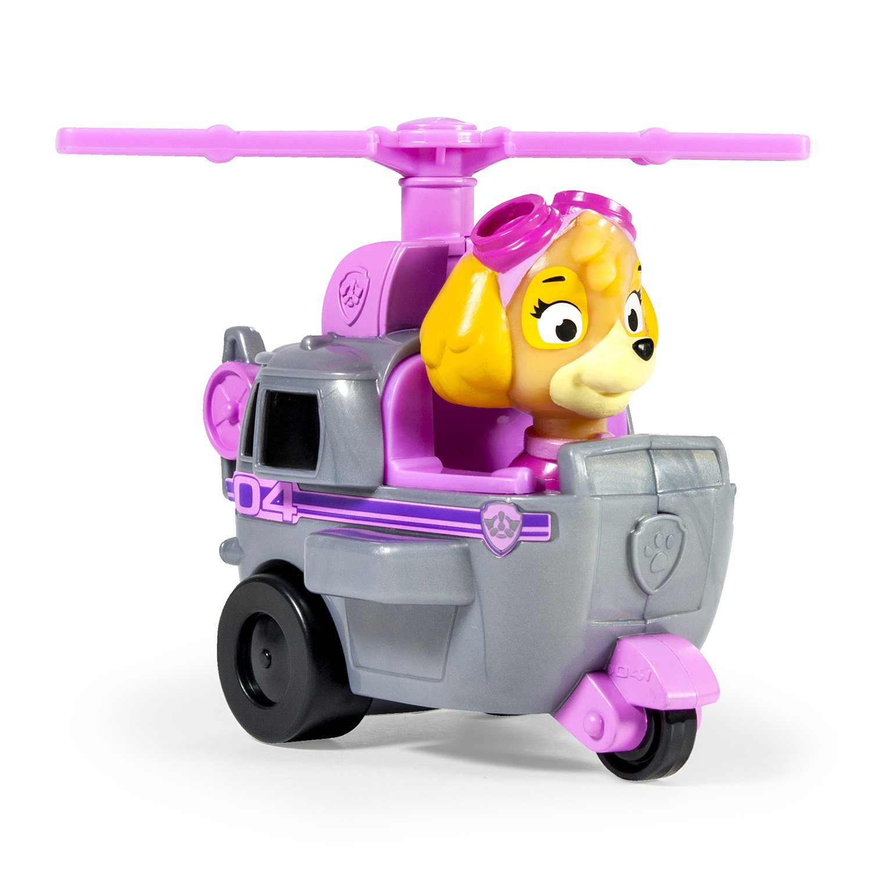 Щенячий патруль скай игрушка детский мир