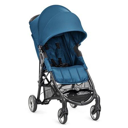 Коляска Baby Jogger City Mini Zip с бампером Teal