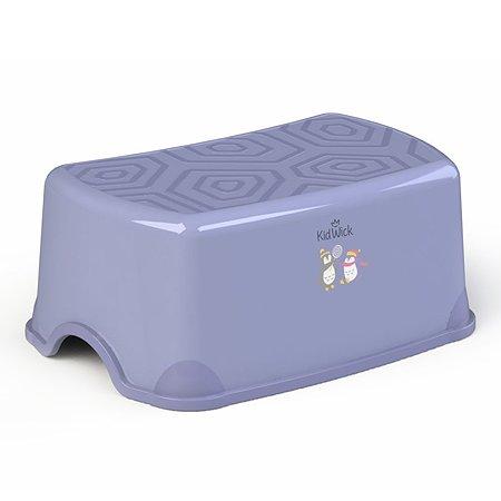 Подставка для ног KidWick Черепаха Фиолетовая