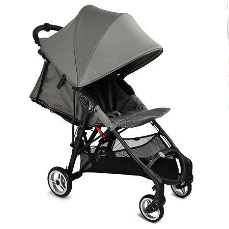 Коляска Baby Jogger City Mini Zip с бампером Grey