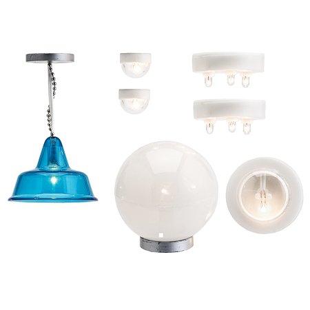 Аксессуары для домика Lundby Светильники 6предметов LB_60905400