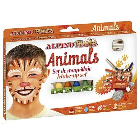 Детский аквагрим ALPINO Животные