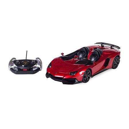 Машинка р/у Rastar Lamborghini Avent.1:12 мет.красная