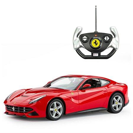 Машина р/у Rastar Ferrari F12 1:14 красная