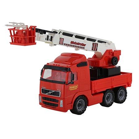 Пожарная машина Полесье Volvo