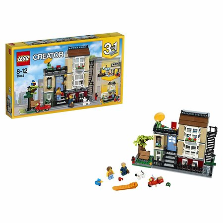 Конструктор LEGO Creator Домик в пригороде (31065)
