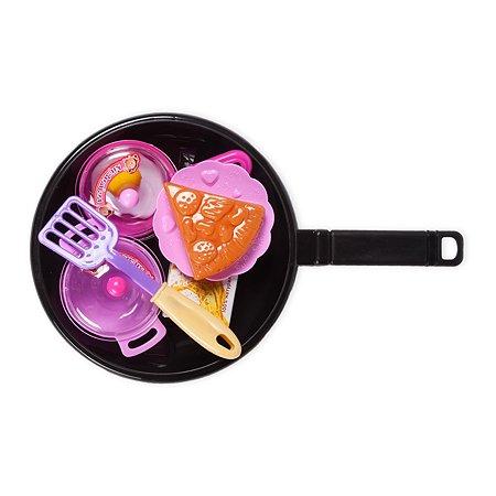 Игровой набор Demi Star Сковорода с продуктами