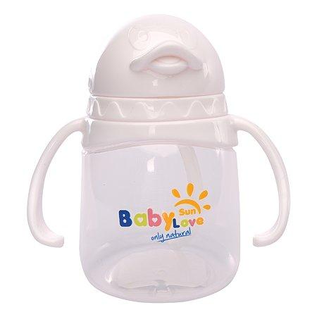 Поильник Baby Sun Care Пингвин 210 мл