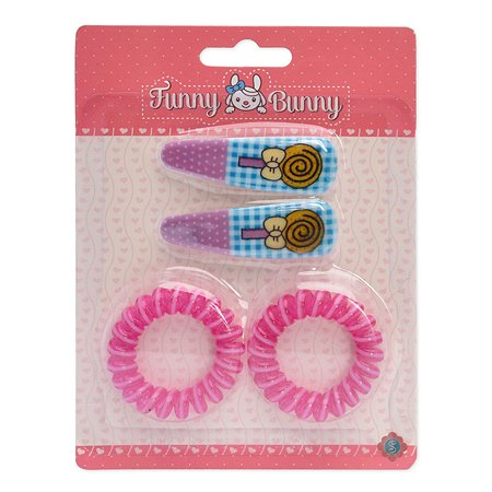 Детский набор FUNNY BUNNY аксессуары для волос