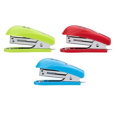 Степлер Deli E0253 Mini N10 (12листов) в ассортименте