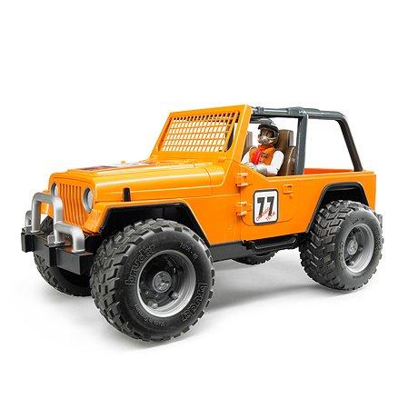 Внедорож Bruder Cross Country Racer оранжевый гоночный