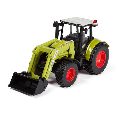 Трактор Mobicaro Claas Arion 540 с фронт.погрузч. 1:32