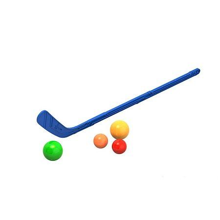 Набор Нордпласт Хоккей на траве (1 клюшка + 4 шарика)