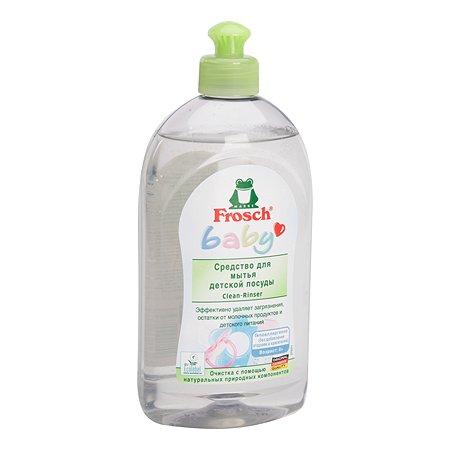 Средство для мытья Frosch детской посуды 0,5 л