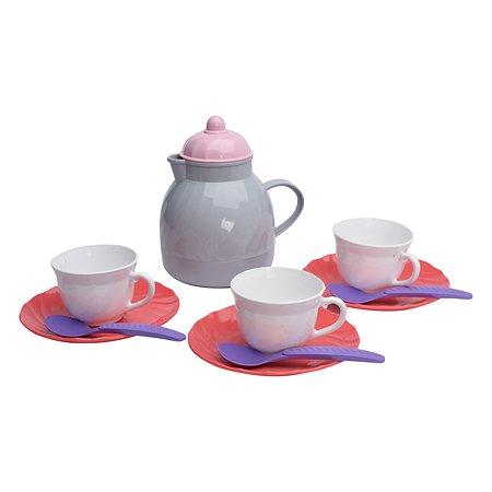Набор Росигрушка чайный Розовый зефир (11 деталей)