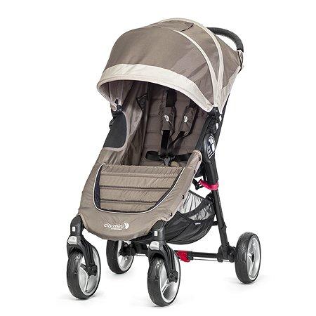 Коляска Baby Jogger City Mini с бампером Sand
