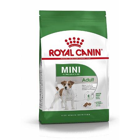 Корм для собак ROYAL CANIN мелких пород 4кг