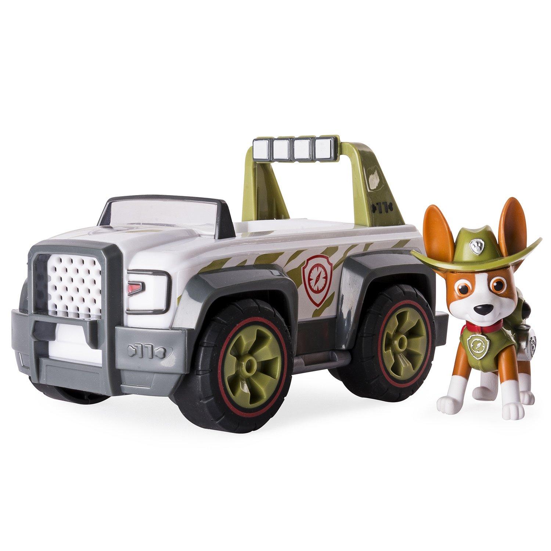 Машина трекера щенячий патруль