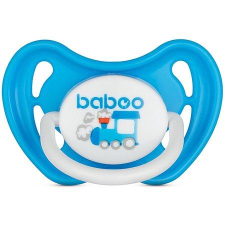 Соска-пустышка BABOO Transport с 0месяцев 5-415