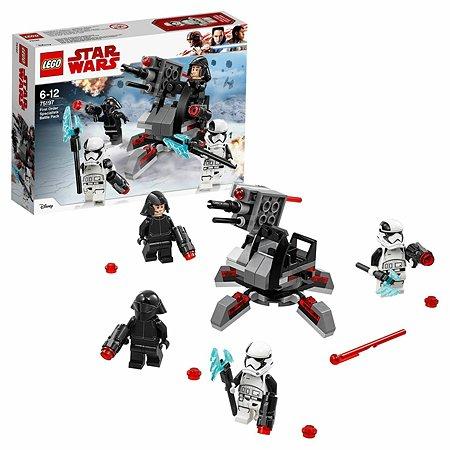 Конструктор LEGO Боевой набор специалистов Первого Ордена Star Wars TM (75197)