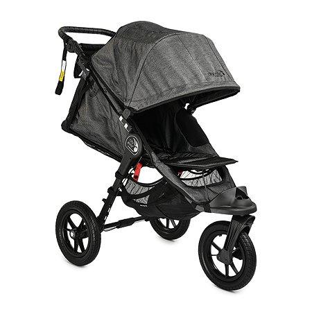 Коляска Baby Jogger City Elite с бампером Charcoal