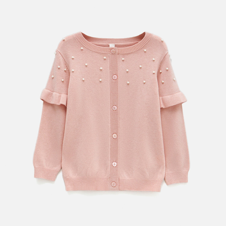 Кардиган Acoola светло-розовый