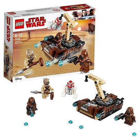 Конструктор LEGO Боевой набор планеты Татуин Star Wars TM (75198)
