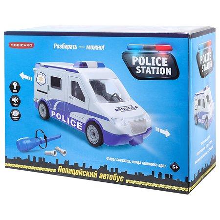 Набор сборный Mobicaro Полицейский автобус OTB0569389