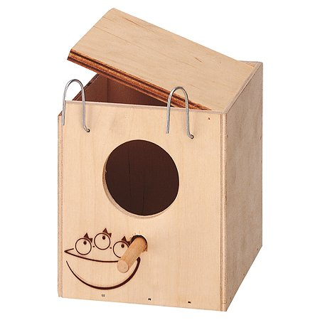 Домик-гнездо для птиц Ferplast Nido Mini наружный 92101000
