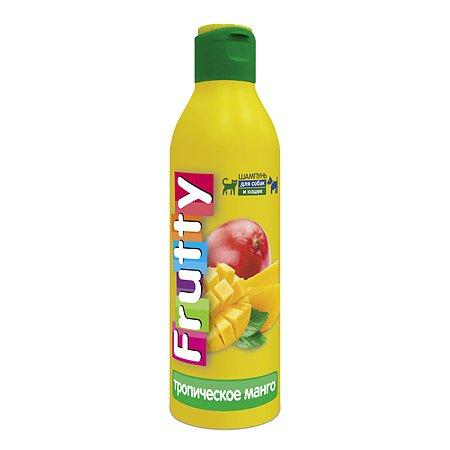 Шампунь для кошек и собак Frutty Тропическое манго 250мл