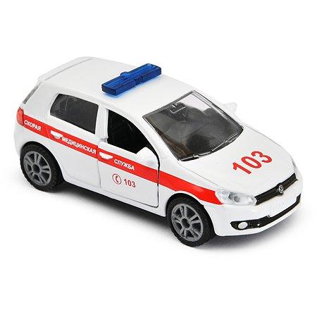 Модель SIKU Скорая помощь 1411RUS