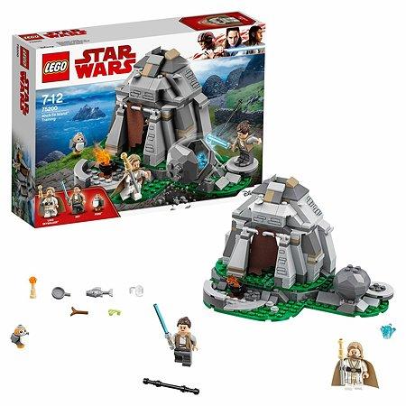 Конструктор LEGO Тренировки на островах Эч-То Star Wars TM (75200)