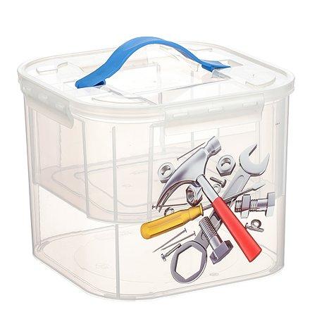 Контейнер для хранения IDEA Инструмент 7л М 2824