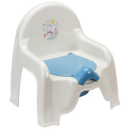 Горшок-стульчик IDEA Слоник М 2596