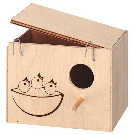 Домик-гнездо для птиц Ferplast Nido M наружный 92105000