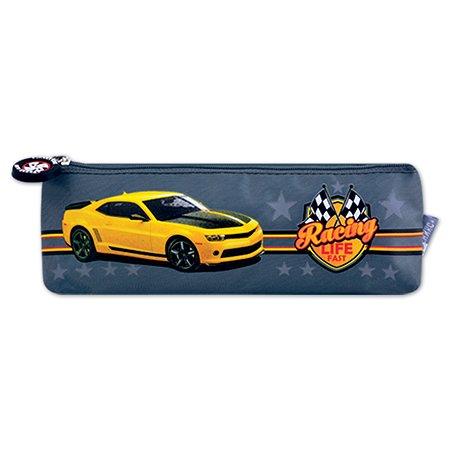 Пенал без наполнения Феникс + Желтое авто