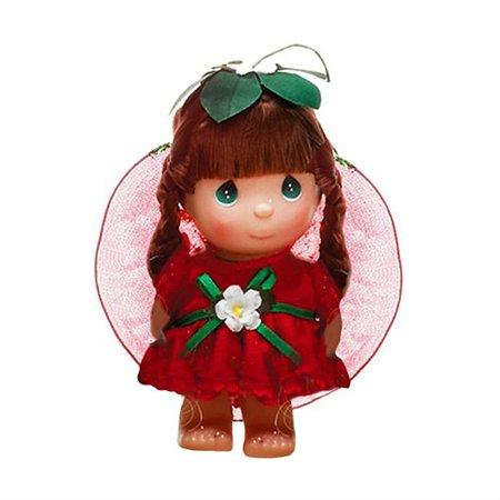Кукла Precious Moments MINI Волшебная клубничка 14 см