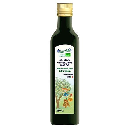 Масло Fleur Alpine оливковое детское 250 мл с 6 месяцев