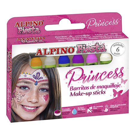 Детский аквагрим ALPINO Принцесса