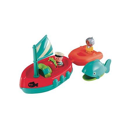 Набор для ванны ELC Лодка с капитаном 139405