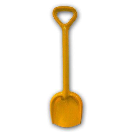 Лопатка Zebratoys 50 см желтая