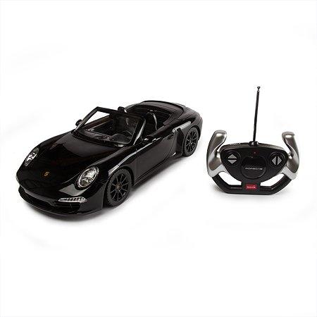 Машинка р/у Rastar Porsche 911 CarreraS 1:12 черная