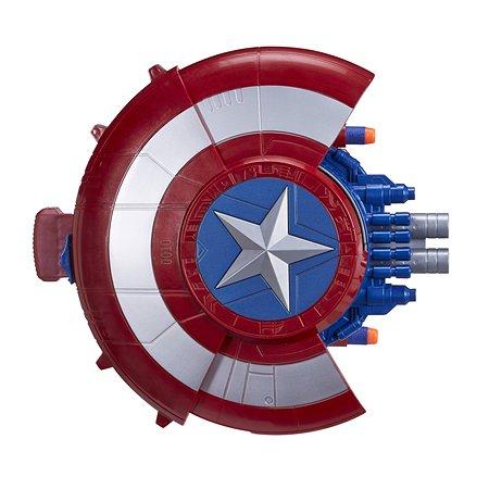 Бластер Nerf Капитан Америка (B9943EU4)