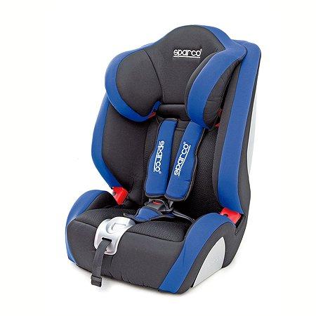 Автокресло Sparco F 1000K Чёрно-синий