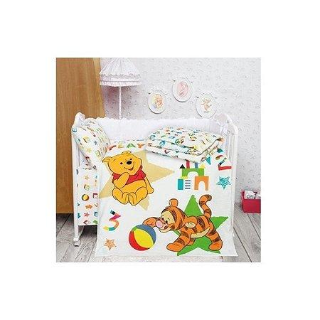 Комплект в кроватку Мона Лиза Винни Baby play