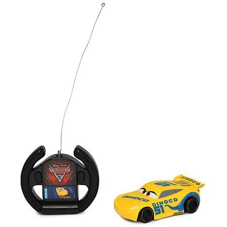 Автомобиль Cars Disney р/у Круc Рамиреc 13 см