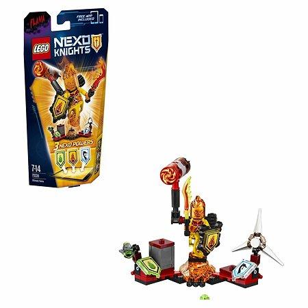 Конструктор LEGO Nexo Knights Флама — Абсолютная сила (70339)