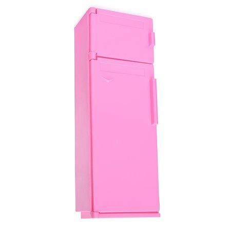 Холодильник Огонек Розовый